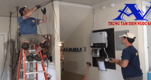 Thợ sửa điện nước quận 11 chuyên nghiệp