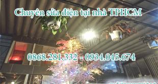 Sửa Điện Tại Nhà Quận Bình Tân Hồ Chí Minh – 0868.281.332