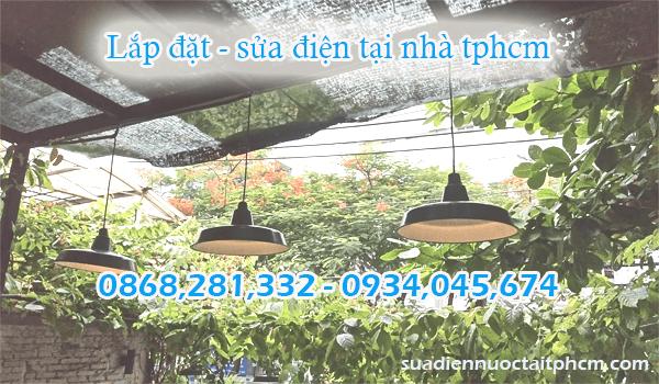 Sửa Điện Tại Nhà Quận 3 Hồ Chí Minh